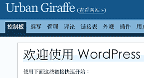 Wordpress In Chinese